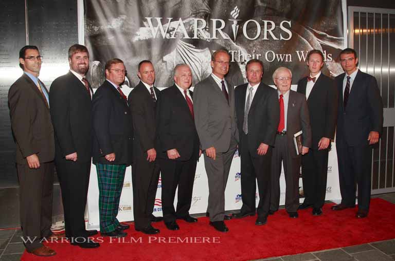 You are browsing images from the article: Warriors Film Premiere